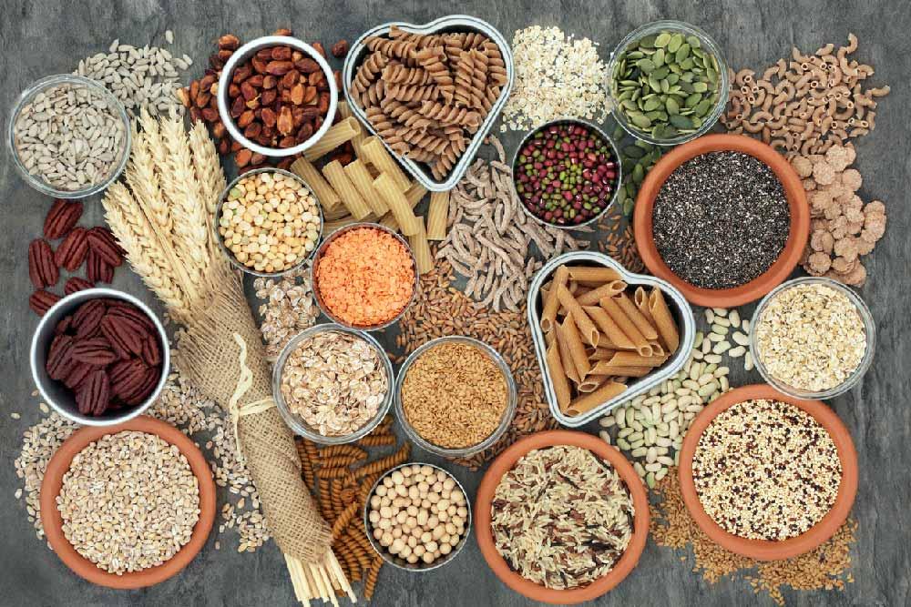 غلات و اهمیت آن در رژیم غذایی