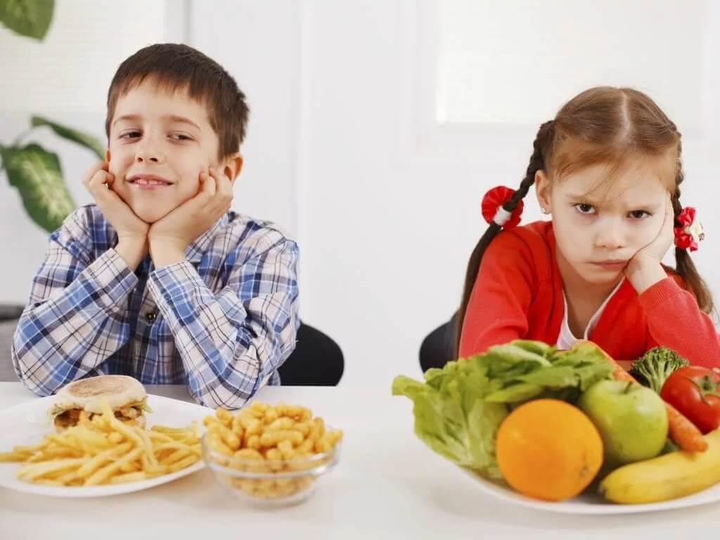 تنوع غذایی و نحوه ایجاد آن برای کودک چگونه است؟
