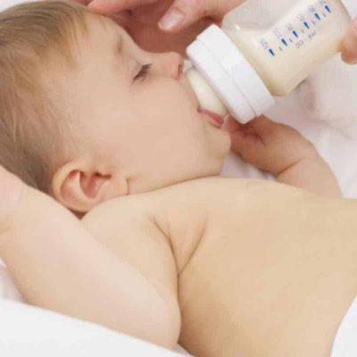 میزان شیر مادر