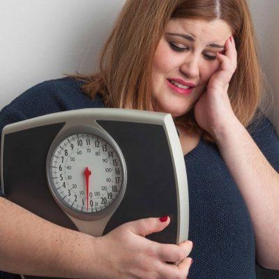 چاقی ناشی از استرس