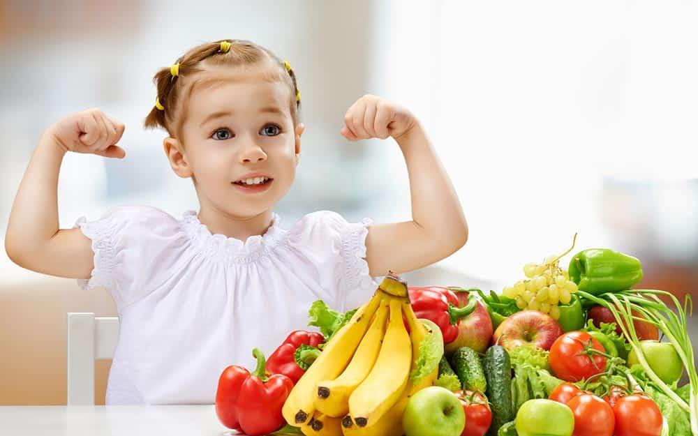 کودکان و نکاتی برای متعادل نگه داشتن وزن آنها