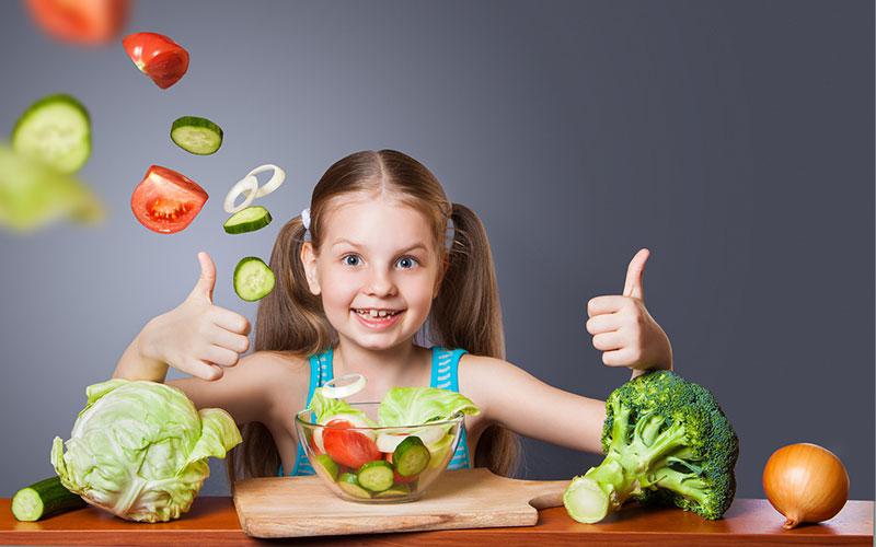 15 مورد از بهترین موادغذایی برای رشد و تقویت کودکان