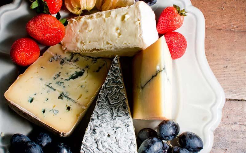 آشنایی با پنیرهای کپکی و میکروارگانیسم های مفید در آنها
