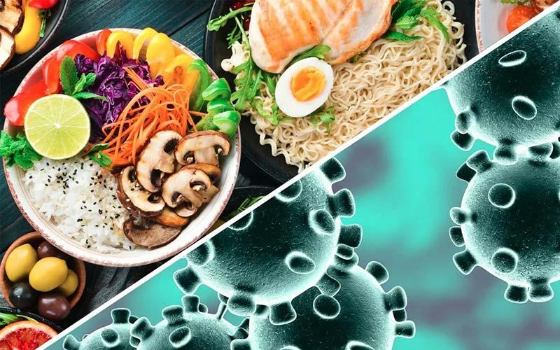 سوالات متداول در خصوص انتقال ویروس کرونا از راه مواد غذایی